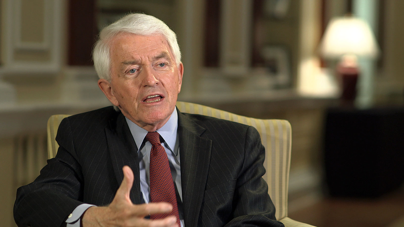 tom donohue interview still james favata tom donohue
